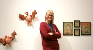 Sarah Cavanaugh, curator at the Seymour Art Gallery believes building an art collection as a child is an enriching experience.