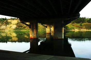 Edmonton: Under the Bridge