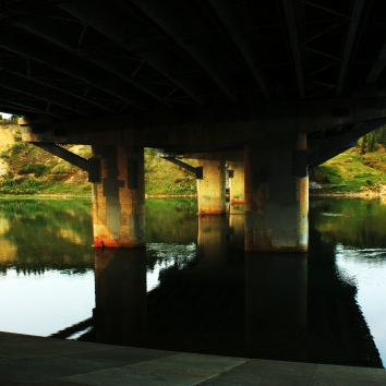 Edmonton: Under the Bridge